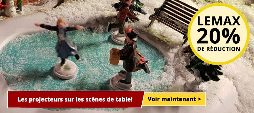 scènes de table