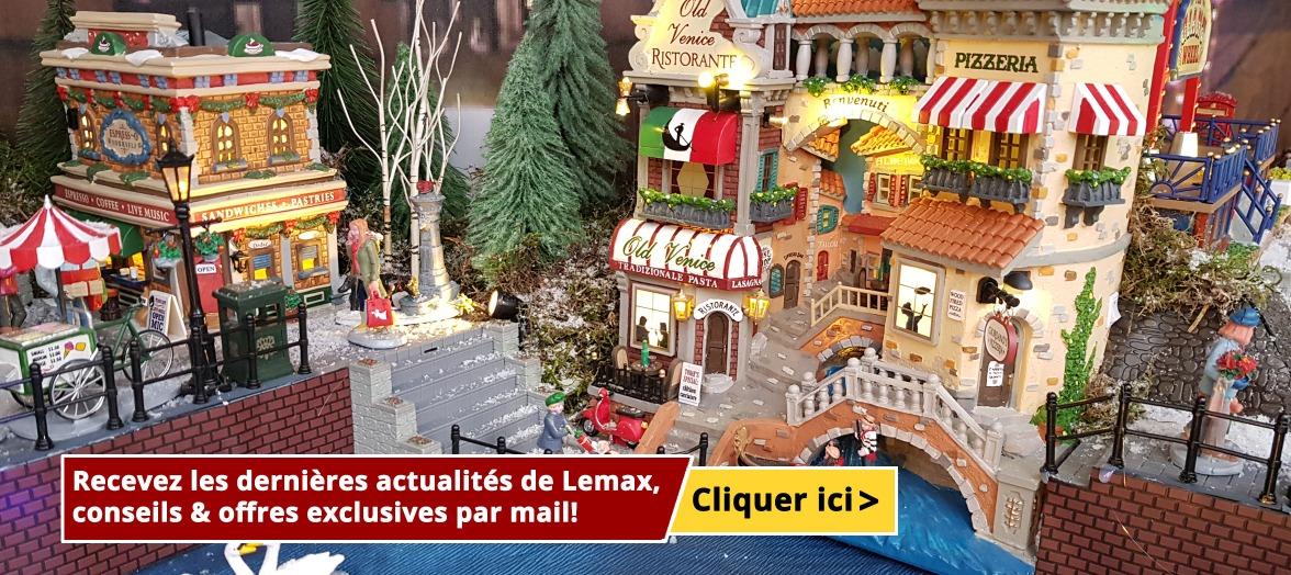 Lemax-newsletter