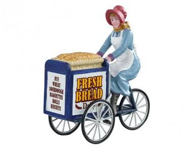 Lemax Livraison De La Boulangerie