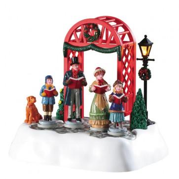 Lemax Chants De Noël Victoriens