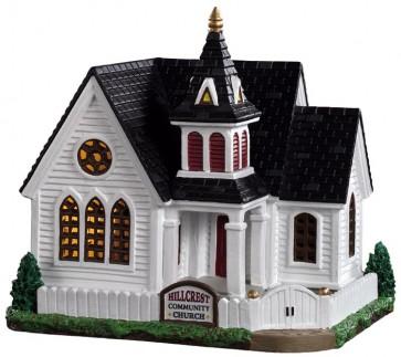 Lemax Église Communautaire Hillcrest