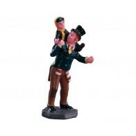 Lemax Bob Cratchit And Tiny Tim