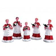 Lemax The Choir