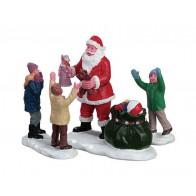 Lemax It'S Santa!