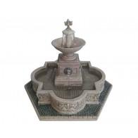 Lemax Modular Plaza-Fountain + 4,5 Volt Adaptateur