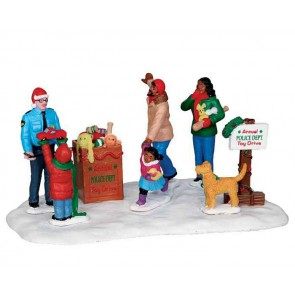 Lemax Toy Drive