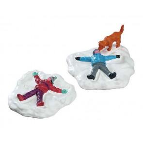 Lemax Snow Angels