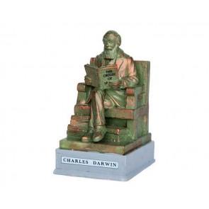 Lemax Park Statue – Charles Darwin