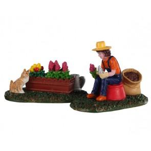 Lemax Jardinage
