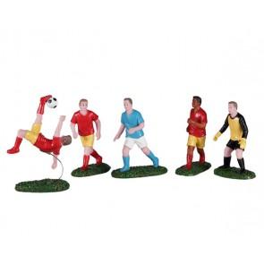 Lemax Partie De Soccer