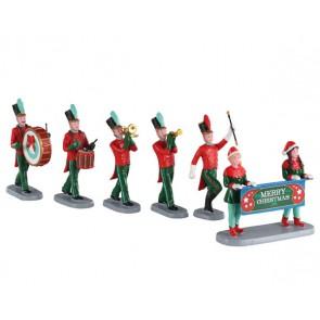Lemax Parade De Noël