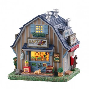 Lemax Marché Barts Country Produce & Crafts