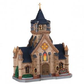 Lemax Chapelle Beacon Hill