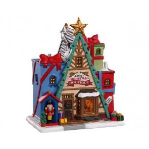 Lemax Boutique De Noël Nancy'S