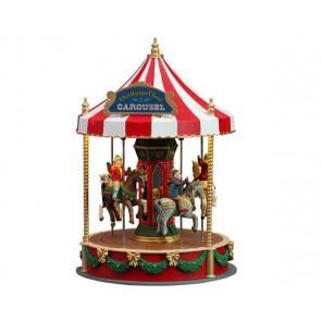 Lemax Carrousel De Noël