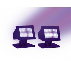 Lemax Lumières D'Halloween Violettes,