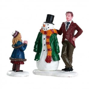 Lemax Dad'S Snowman