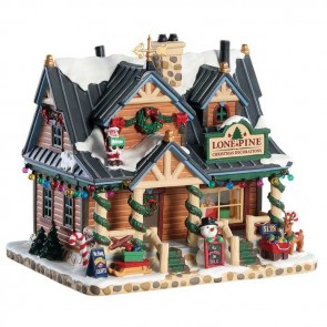 Lemax Lone Pine Christmas Decorations