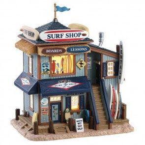 Lemax Skip'S Surf Shop