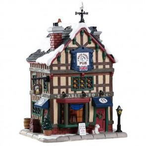 Lemax Old British Pub