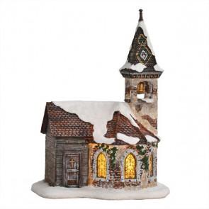 Luville Church St Chevalier