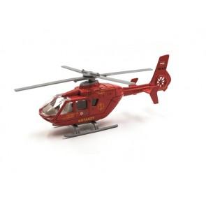 Jägerndorfer Hélicoptère Urgence Rouge 1:50
