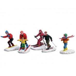 Lemax Winter Fun Figurines
