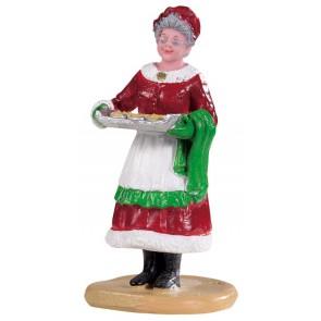 Lemax Biscuits De Mère Noël