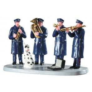 Lemax Groupe De Musiciens Pompiers