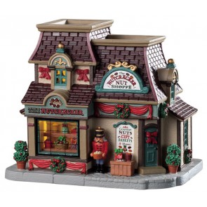 Lemax Boutique De Noix The Nutcracker Nut Shoppe