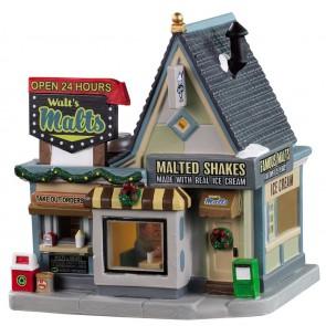 Lemax Restau Walt'S Malts