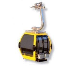 Jägerndorfer Gondole jaune/noir