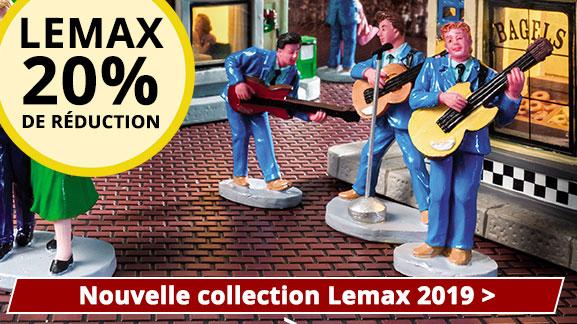 Lemax | Saison 2019