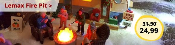 Lemax Fire Pit offre