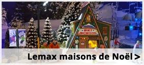 Lemax Maisons